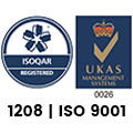 ISOQAR Certificate for Quality