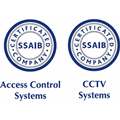 SSAIB Access Controls Systems and CCTV Systems