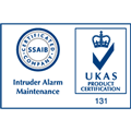SSAIB Intruder Alarm Maintenance