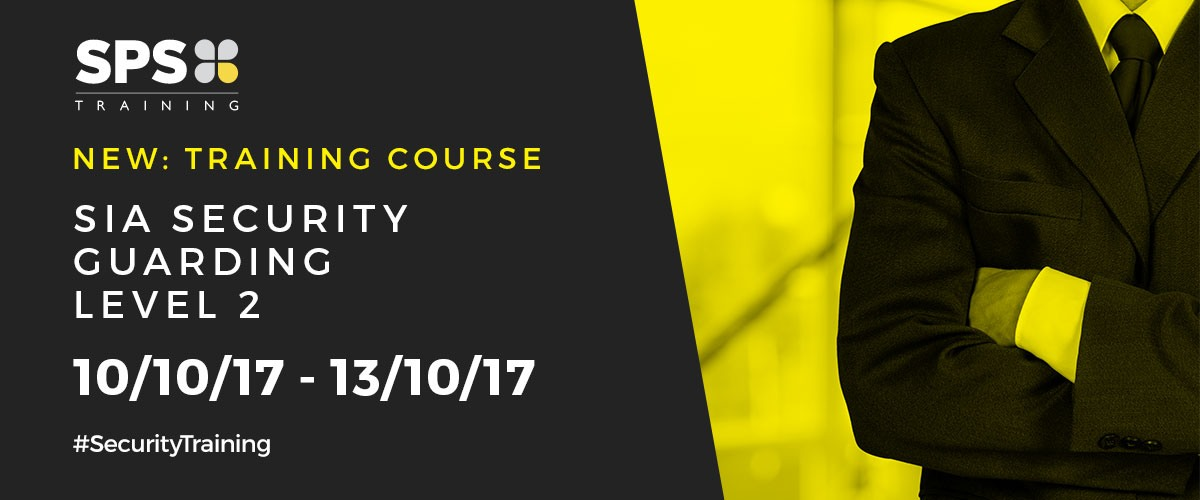 Training Course: Security Guard Level 2